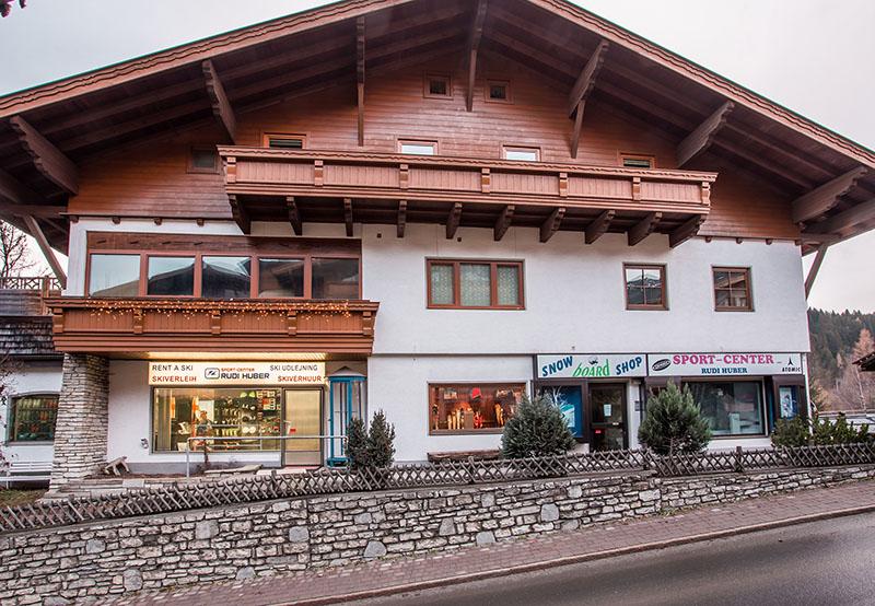 Skiverleih Kirchboden Wagrain - Sport Center Rudi Huber